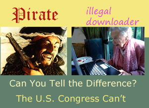 Is It Online Piracy?